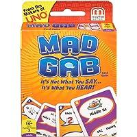 Mattel Mad Gab Cards