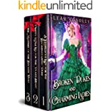 Broken Dukes and Charming Ladies: A Clean & Sweet Regency Historical Romance Book Collection