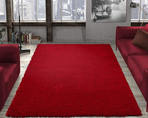Ottomanson Collection shag area rug