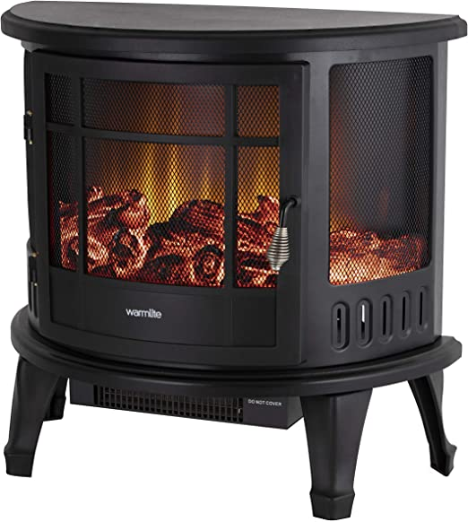 Warmlite Log Effect Electric Stove - Best Electric Stove