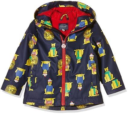 f155fa79c Amazon.com  Joules Boys  Skipper Rubber Coat  Clothing