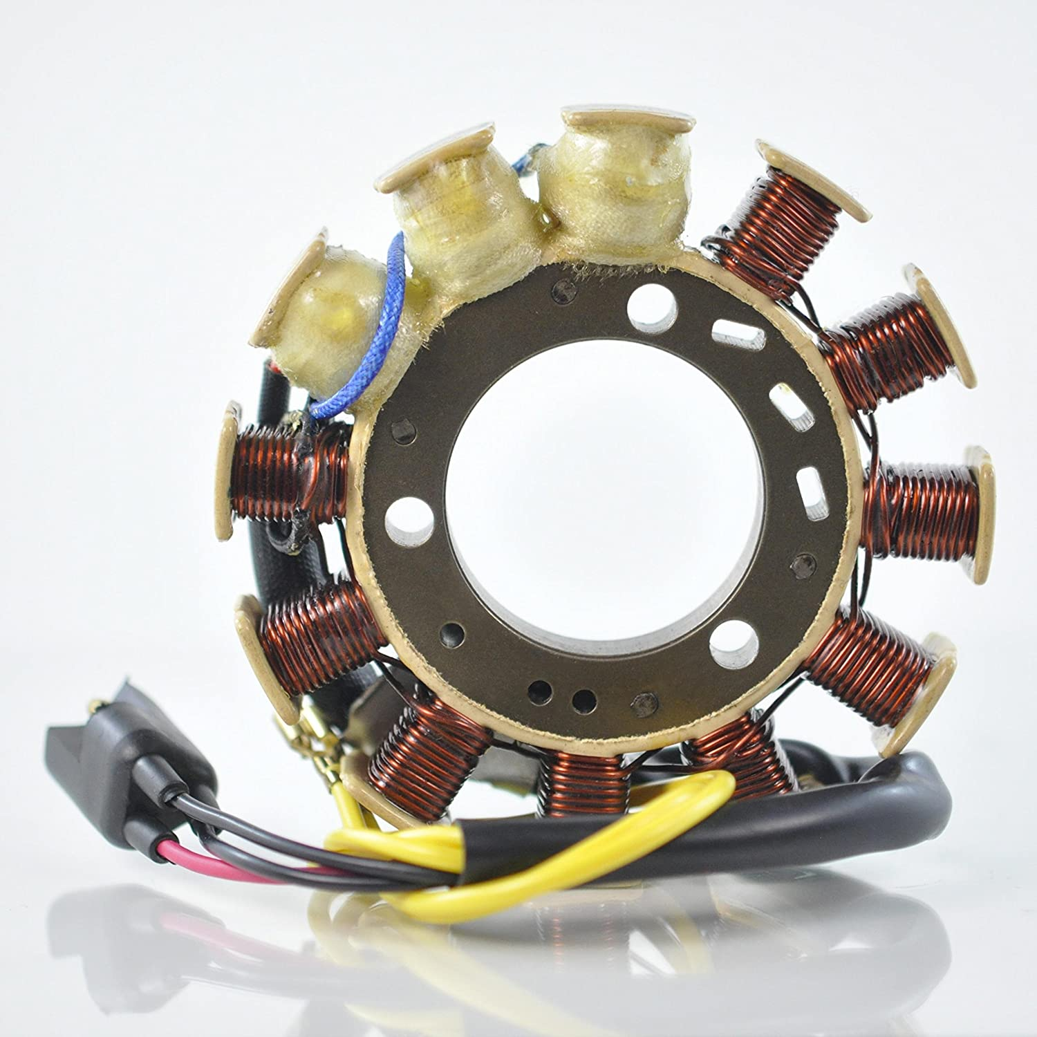 Amazon.com: Stator For Ski-Doo Formula Grand Touring Mach 1 Mach Z MX-Z  MX-ZX Skandic Summit 440 500 580 583 670 1993-1997 OEM Repl.