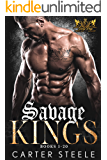 Savage Kings MC Boxset: Books 1 - 20