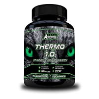 Thermo 1.0 Xtreme Fat Burner Pills - Fat Burners Suitable for Both Men & Women - Fat Burner Made in The UK - High Quality Guaranteed - Includes Free Workout Program