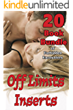 Off Limits Inserts… 20 Book Bundle of Forbidden Encounters