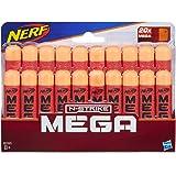 Nerf - Mega 20 Dardos (Hasbro B0085EU4)