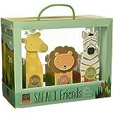 Bendon Publishing Kathy Ireland Safari Friends Blocky Book Box Set