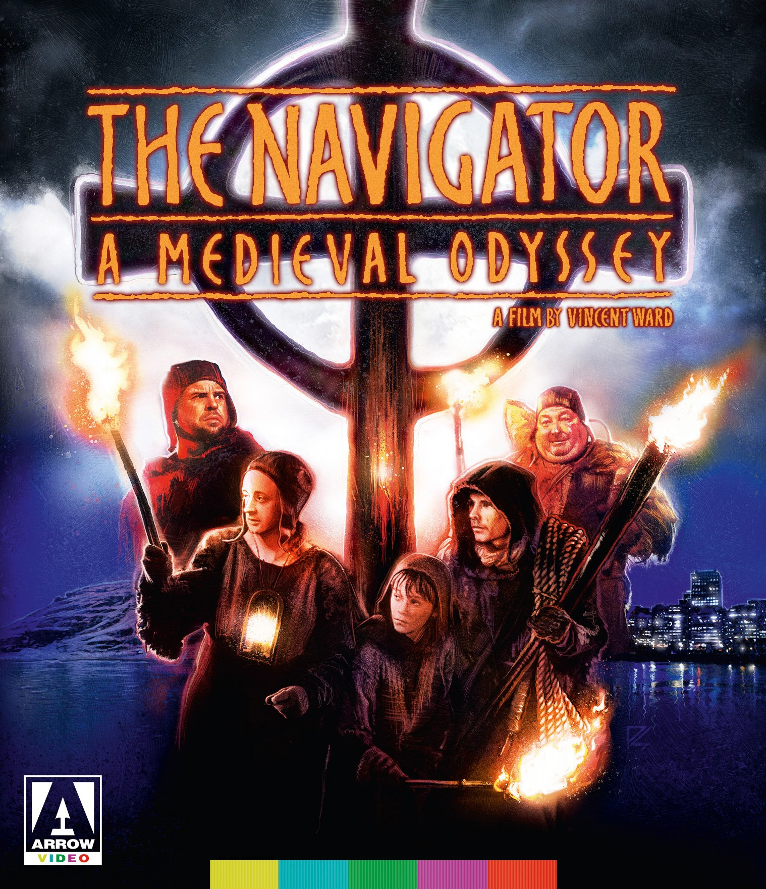 Blu-ray : The Navigator: A Medieval Odyssey (Blu-ray)