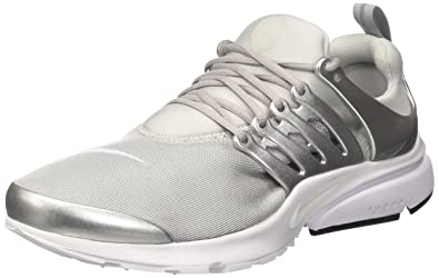 huge selection of outlet huge inventory Nike Men's Air Presto Premium, Metallic Silver/Pure Platinum ...