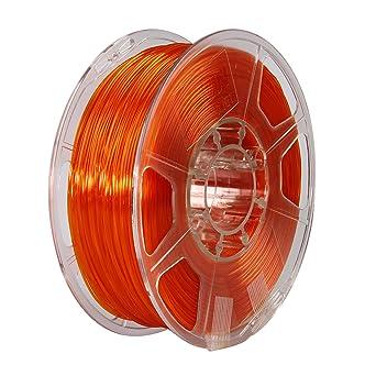 Amazon.com: eSUN filamento PETG de 1.75 mm para impresora 3D ...