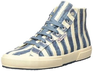 Chaussures 2795-LINSTRIPESW Superga en multicolore pour femme