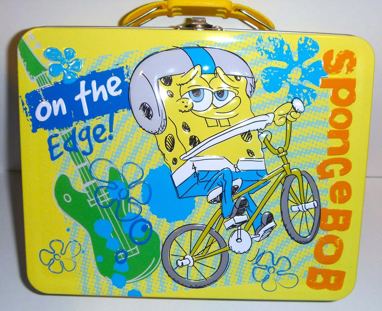 Lunch Box - Spongebob - On The Edge by SpongeBob SquarePants