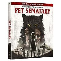 Pet Sematary 2019 Blu-ray + DVD + Digital Deals