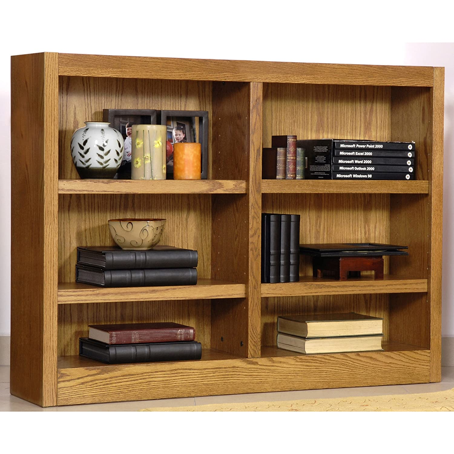 hayneedle bookcase ridge product in cfm customizable bookcases master wide eagle lawyer furniture oak