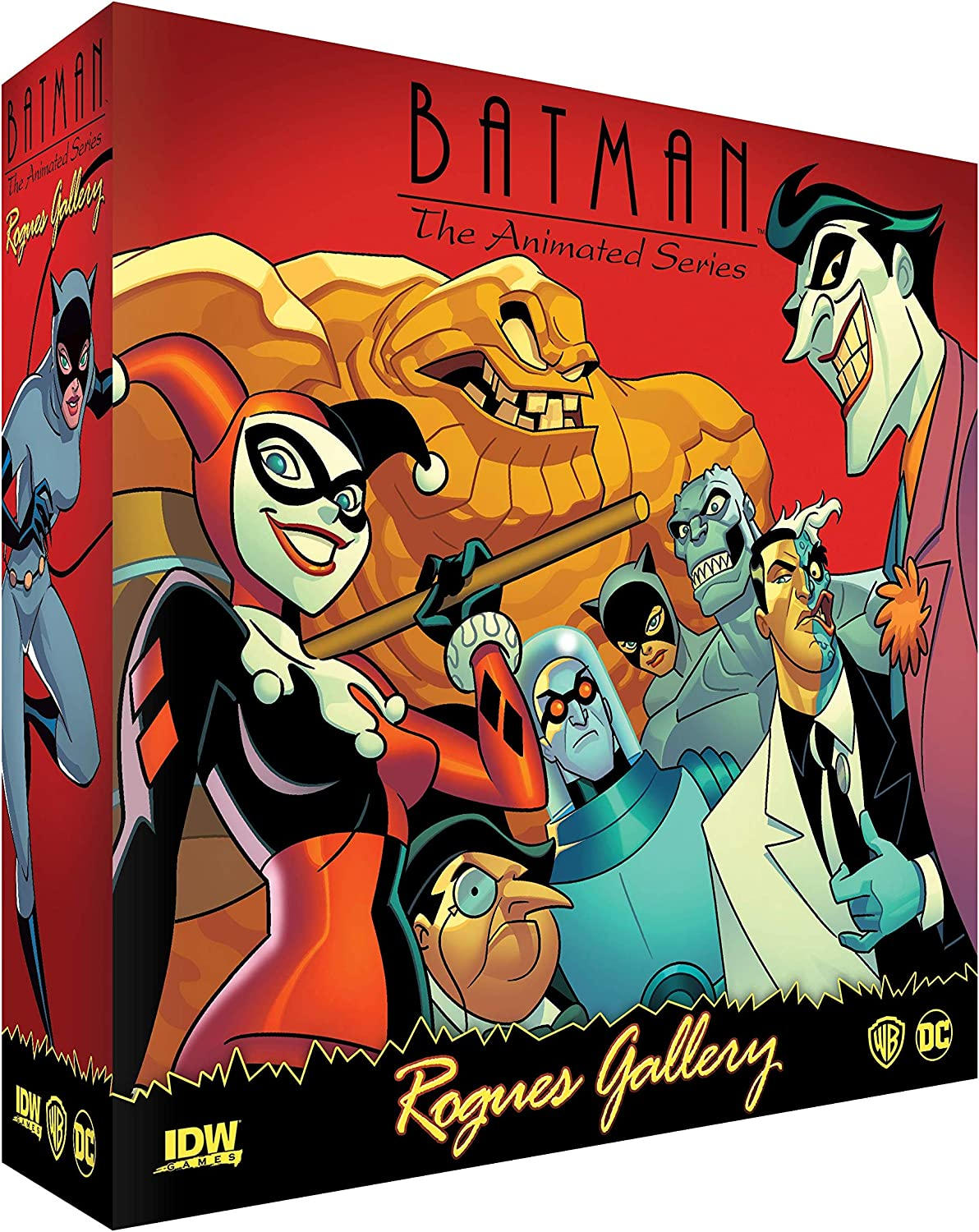 Amazon.com: Batman The Animated Series Rogues Gallery: Toys & Games