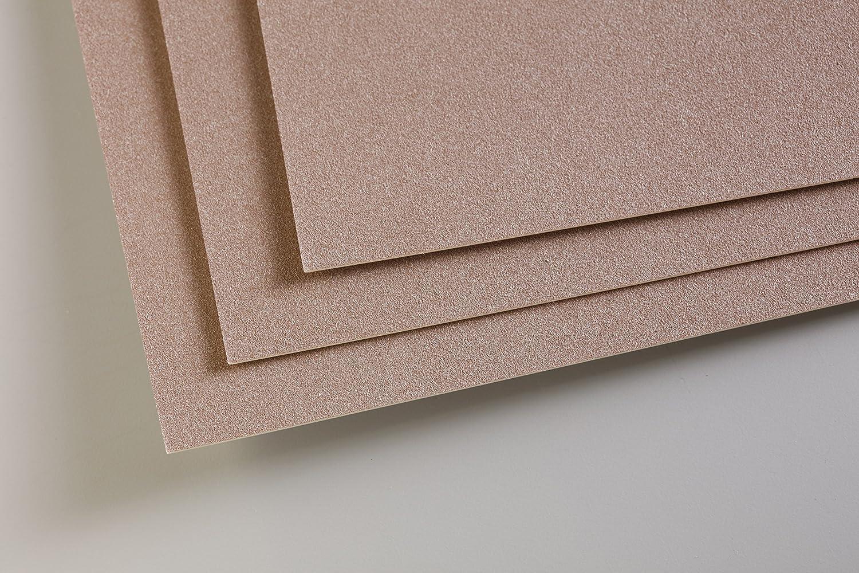 Clairefontaine 96011C Packung (mit 5 Zeichenbögen Pastelmat, 50 x 70 cm, 360 g, ideal für Trockentechniken und Pastell) braun B004HE2BB6 | Neuheit Spielzeug