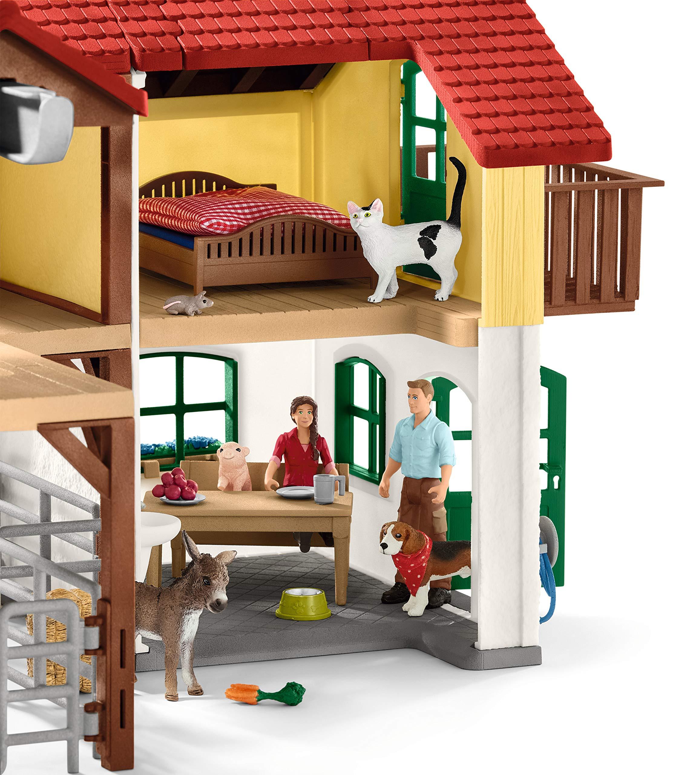 Schleich Large Farm House by Schleich (Image #5)