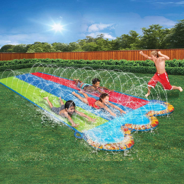 ihocon: Banzai Triple Racer Water 16 Feet Long 滑水墊