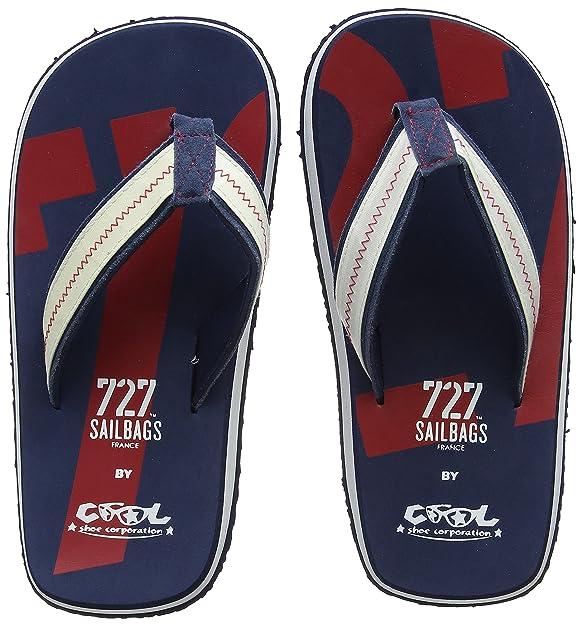 Cool Shoes Original 727LTD Dress Blue Blau Flip Flops Sandalen Zehentrenner Strandlatschen Badeschlappe