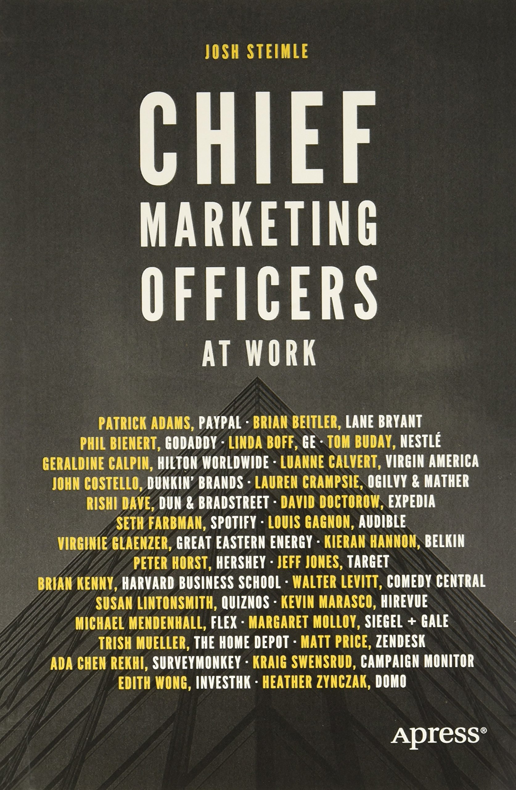 Chief Marketing Officers at Work