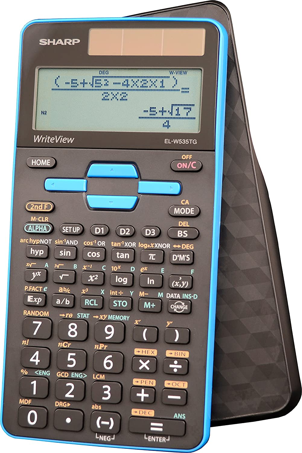 Amazon Sharp El W535tgbbl Scientific Calculator With