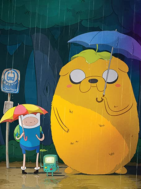 "20 24/"" Adventure Time poster wall art home decor photo print 16"