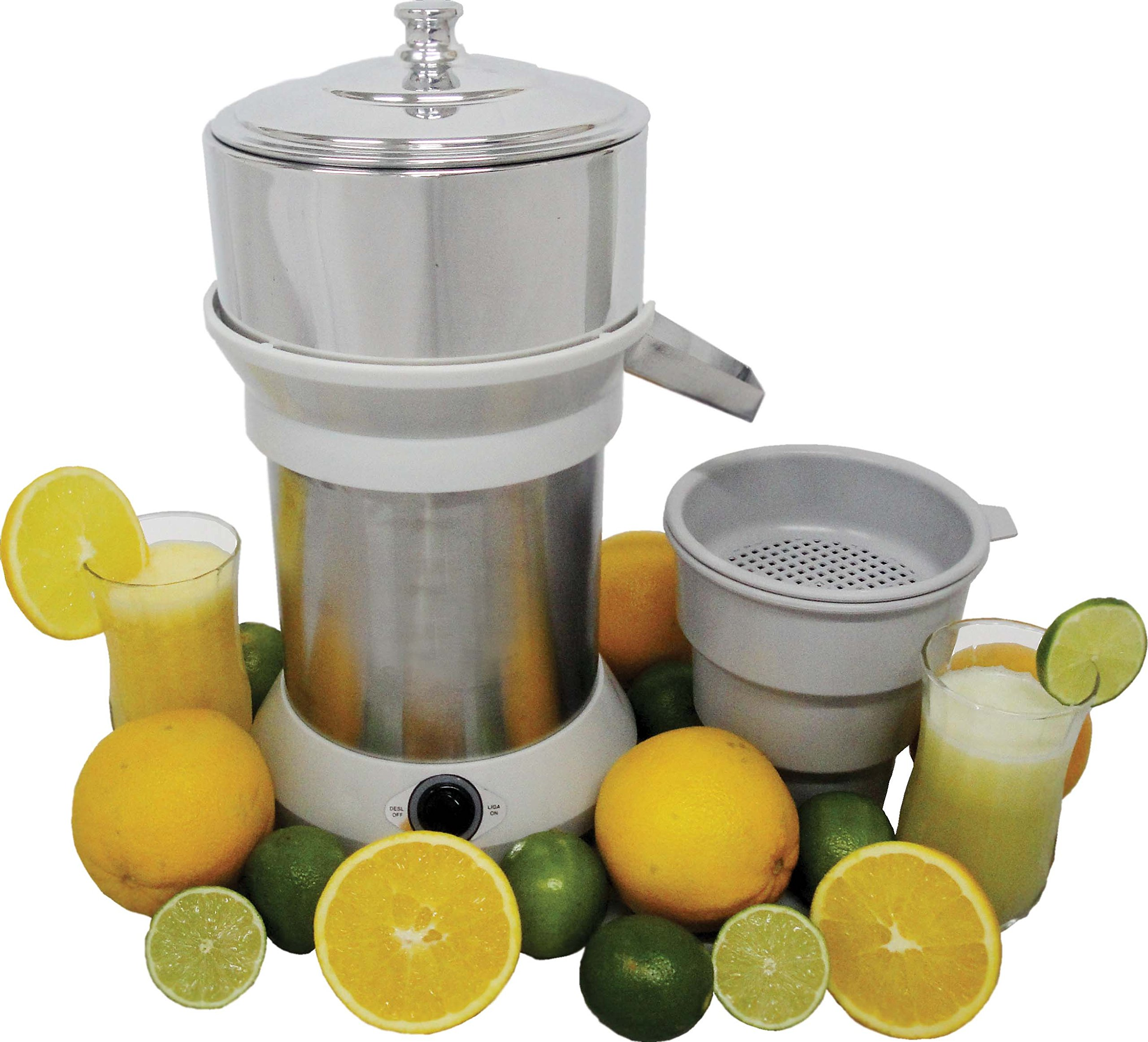 Omcan 10865 EX Citrus Fruit Juicer 1/4 Hp Juice Extractor Commercial Restaurant by OMCAN (Image #1)