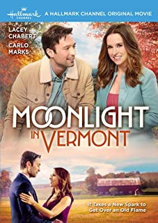 Book Cover: Moonlight in Vermont