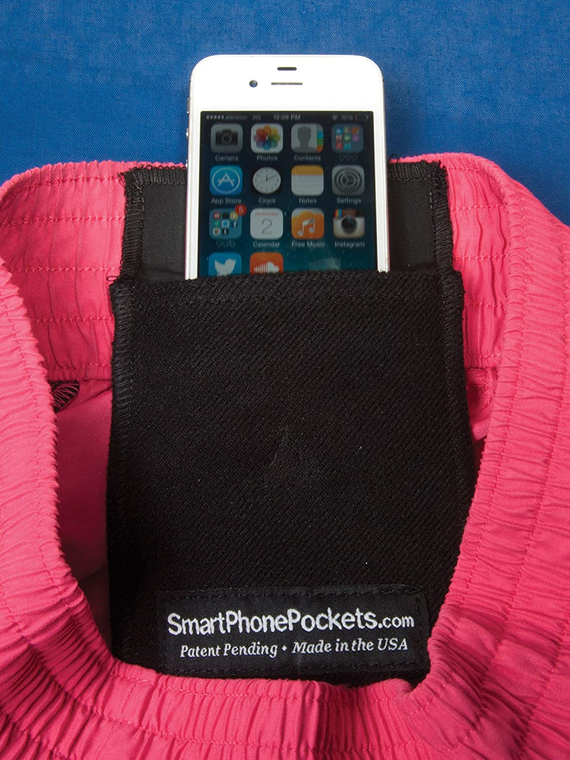 Smartphone Pockets 3 Pack Cell Phones Accessories Golf Wiring Schematicit Shortsi Put The Positive Battery Cable On