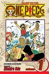 One Piece 01: Volume 1 Paperback