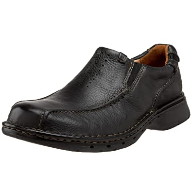 Clarks Unstructured Men's Un.Seal Casual Slip On,Black,8 ...