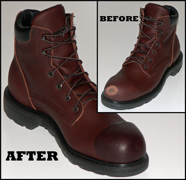 WORK BOOT DOCTOR leather repair