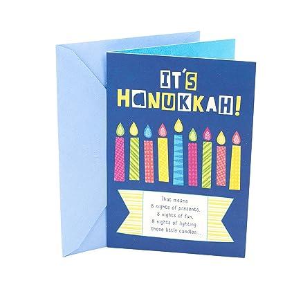 Amazon hallmark tree of life hanukkah greeting card candles hallmark tree of life hanukkah greeting card candles m4hsunfo