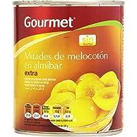 Gourmet Mitades de Melocotón en Almíbar Extra - 480 g