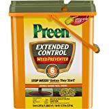 Preen 246422 Extended Control Weed Preventer - 13.75 lb. - Covers 2,245 sq. ft.