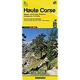 Libris Wanderkarte 08. Haute Corse (GR20) - Balagne - monte Cinto - Restonica - Castagniccia - Fium'Orbo 1 : 60 000
