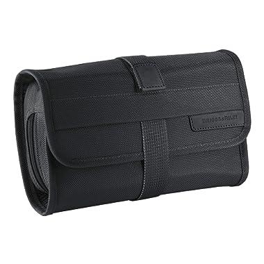 Briggs & Riley Baseline Compact Toiletry Kit, Black, Medium