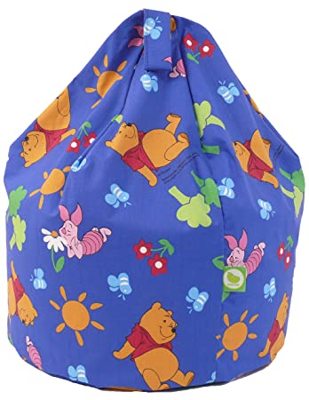 Winnie The Pooh Bean Bag With Beans Kids Size