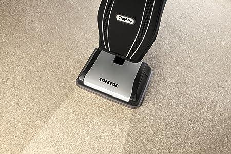 Oreck Graphite Bagged Upright Vacuum, U4300H2BS