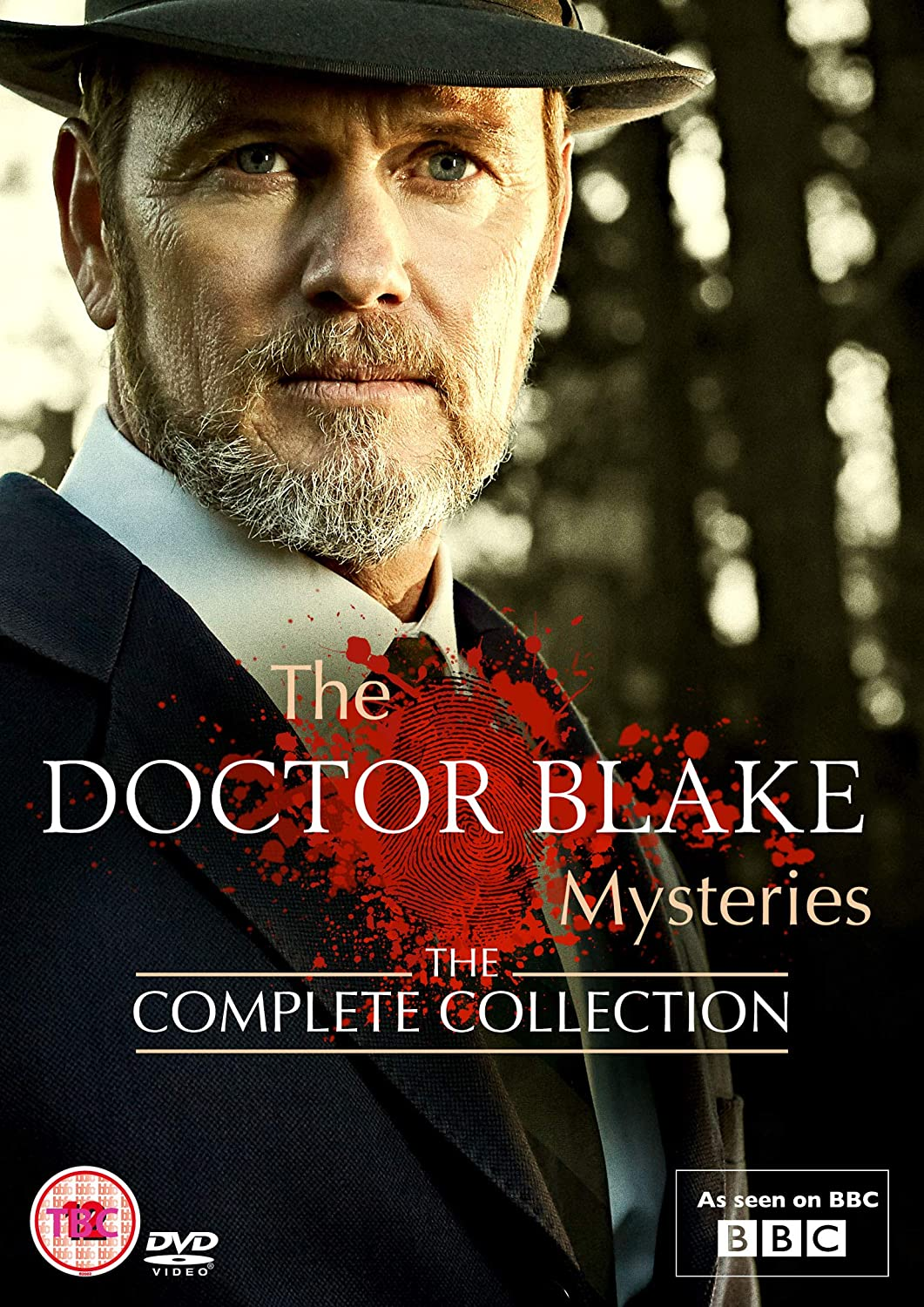 The Doctor Blake Mysteries: Complete Collection (Series 1-5 & Ghost Stories)