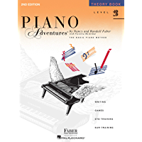 Piano Adventures : Level 2B - Theory Book book cover