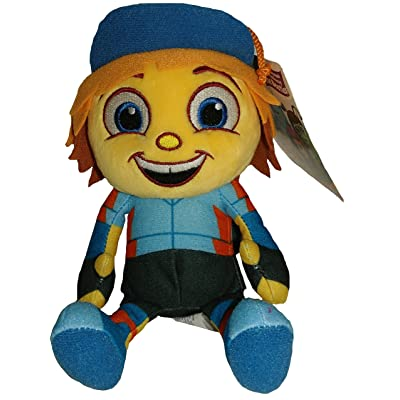 Beat Bugs Plush Toy - JAY - Inspired by Music Made Famous by THE BEATLES: Toys & Games