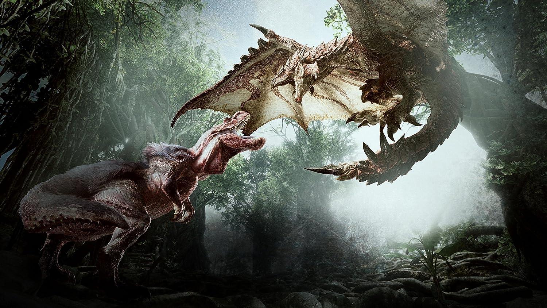 Amazon モンスターハンター ワールド Ps4 ゲームソフト