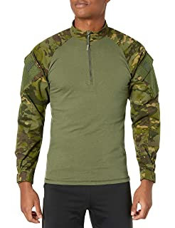 TRU-SPEC Mens Combat Shirt Tru P//C Twill 1//4 Zip
