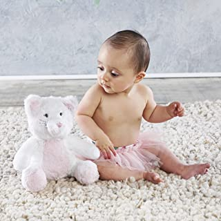 Baby Aspen, Chloe The Cat Plush with Bloomer for Baby, Baby Tutu