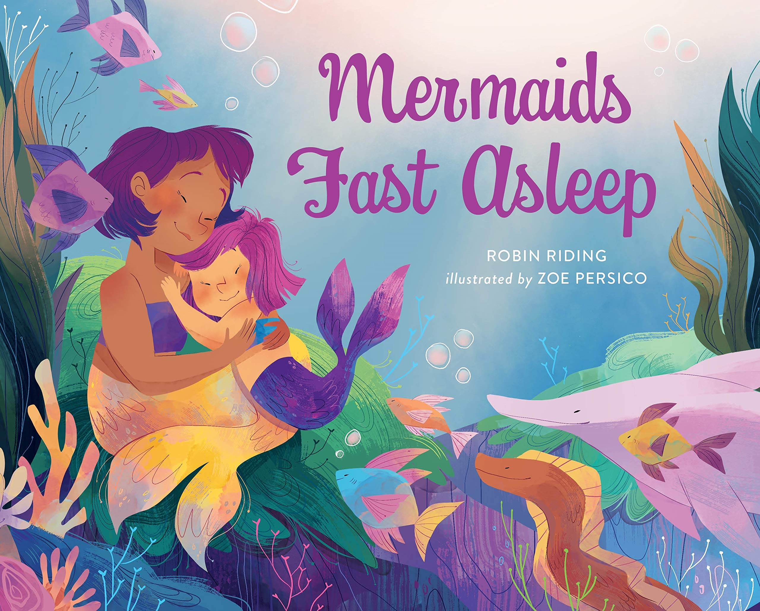 Image result for Mermaids Fast Asleep Robin Riding