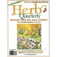 1-Year Herb Quarterly Magazine Subscription