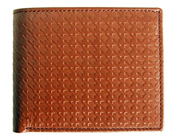 7e88736c885 Image Unavailable. Image not available for. Colour  Van Heusen High Quality  Luxury Genuine Brown Men s Leather Wallet
