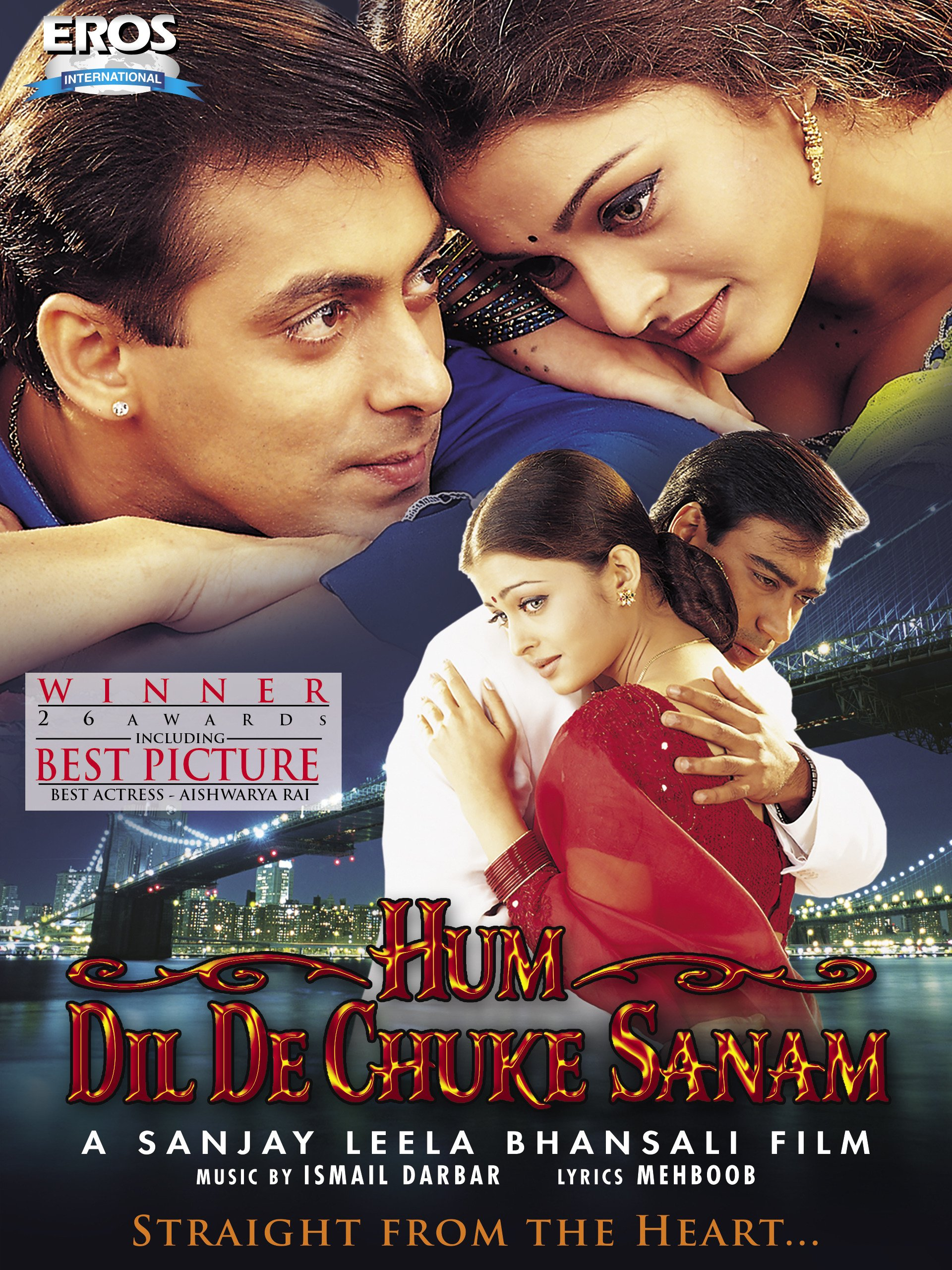 Watch Hum Dil De Chuke Sanam Prime Video