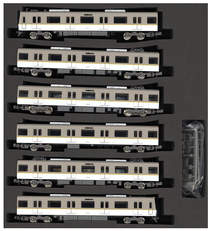 Nゲージ 4131 近鉄3220系 基本6輛 (動力車付き) (塗装済完成品) B002ZZD8OI